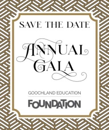 Save the Date - Annual Gala